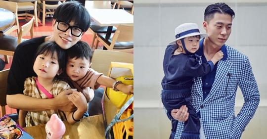 Hội bố bỉm sữa hot nhất châu Á: Người trẻ trung không tuổi, người lịch lãm như nam thần