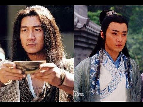 """Sau 15 năm """"Bắc Kiều Phong, Nam Mộ Dung"""" của phim Thiên Long Bát Bộ giờ ra sao?"""