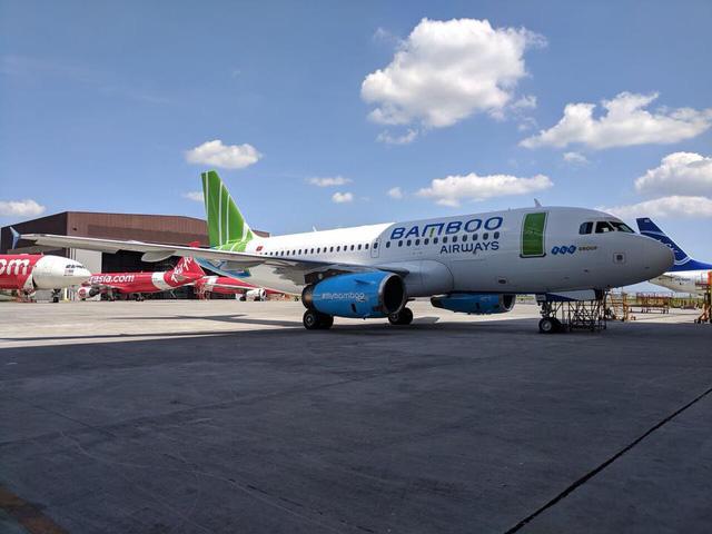 Lãnh đạo FLC hé lộ những hình ảnh đầu tiên của máy bay Bamboo Airways