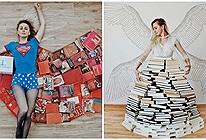 Ngắm bộ ảnh ảo diệu của cô nàng mọt sách 23 tuổi gây