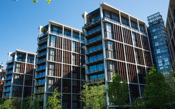 Một căn penthouse phá kỷ lục ngôi nhà đắt nhất tại Anh khi được bán với giá gần 4,9 nghìn tỷ đồng