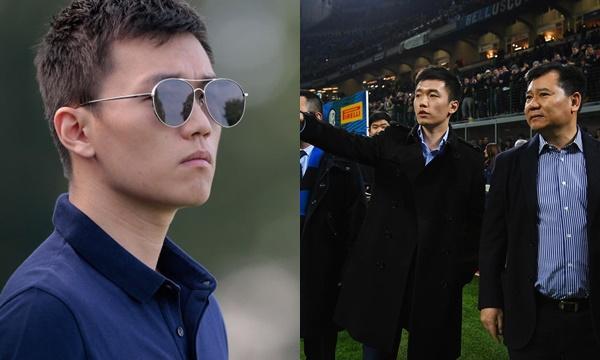 Tân Chủ tịch trẻ tuổi nhất lịch sử Inter Milan là con trai của tỷ phú giàu thứ 28 Trung Quốc