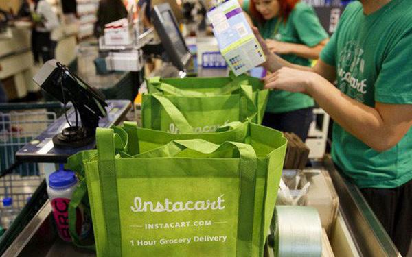 """Startup """"mua sắm hộ"""" được định giá tới 7,6 tỷ USD - Ông lớn thương mại điển tử mới trong tương lai?"""