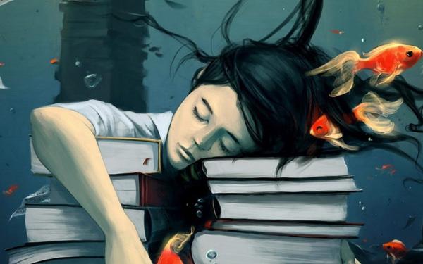 Đừng đọc 100 cuốn sách để khoe thành tích về số lượng, hãy đọc 10 cuốn sách để khiến mình hạnh phúc