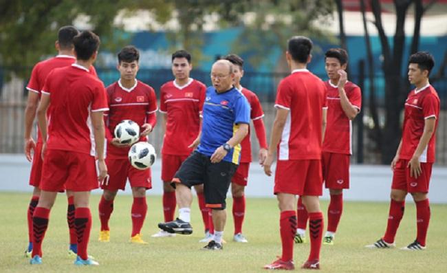 Mục tiêu vào chung kết AFF Cup có trong điều khoản hợp đồng của HLV Park Hang Seo