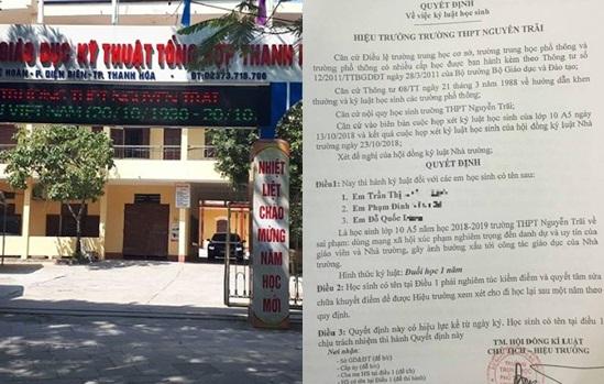 7 học sinh lớp 10 bị đuổi học vì nói xấu thầy cô và nhà trường trên MXH