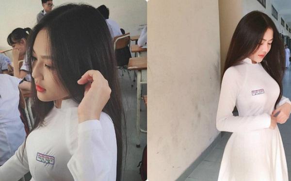 """Nữ sinh xinh đẹp tên Triệu Vy vì mẹ thích """"Hoàn Châu Cách Cách"""", rắc rối cũng từ đó mà ra"""