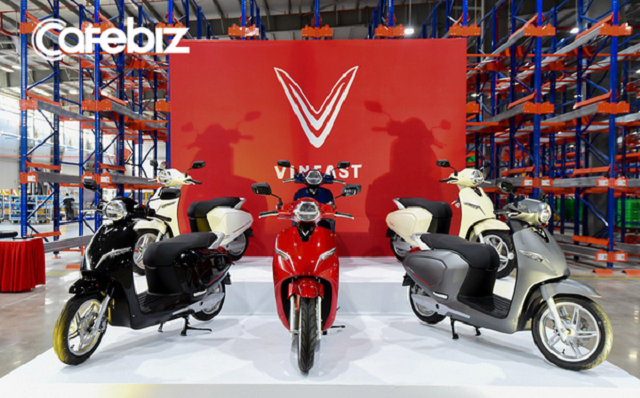 Tuyên bố không cần lãi trong giai đoạn đầu, xe máy điện của VinFast giá thấp nhất 21 triệu đồng một chiếc
