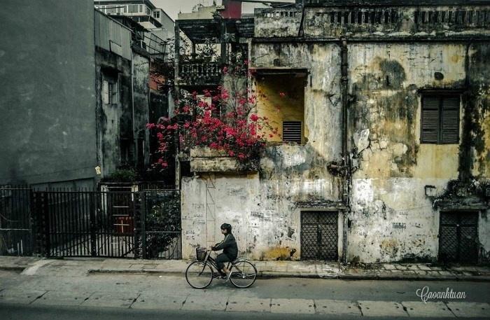 Chẳng còn chút hoài nghi gì nữa, mùa đông đã về trên những con phố Hà Nội thật rồi!