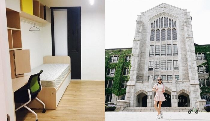 Choáng ngợp trước cuộc sống sang chảnh tại ký túc xá của đại học nữ sinh lớn nhất thế giới