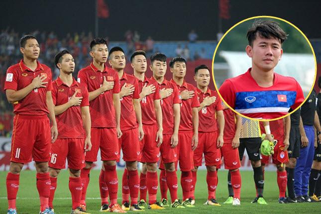 Thầy Park sớm đưa ra 5 cái tên bị loại sau đợt tập huấn AFF Cup 2018, trong đó có anh chàng điển trai Minh Vương