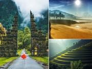 """Bali đẹp nín thở vẫn luôn là """"giấc mơ"""" của mọi trái tim xê dịch nhờ loạt lí do trong """"wish-list"""" này"""
