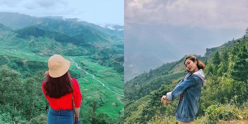 """Check-in giữa đỉnh Khau Phạ - chiếc """"sừng trời"""" oai nghiêm trong tứ đại đỉnh đèo Tây Bắc"""