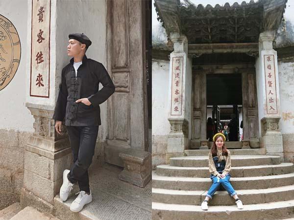 """Về miền """"đá nở hoa"""" Hà Giang, đừng quên mang về một album đậm chất Trung Hoa ở Dinh vua Mèo trăm năm tuổi"""