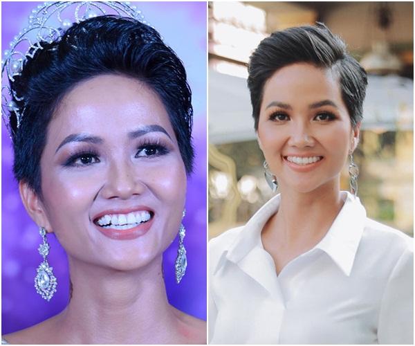 """Sát thềm Miss Universe 2018, H-Hen Niê khoe thành quả """"nắn răng"""", răng khấp khểnh ngày nào nay đã đều như hạt bắp"""