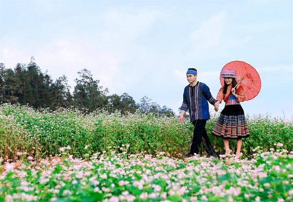 """Tim """"đập mạnh"""" để chuẩn bị đi Lễ hội hoa tam giác mạch Hà Giang 2018 sắp diễn ra rồi kìa"""