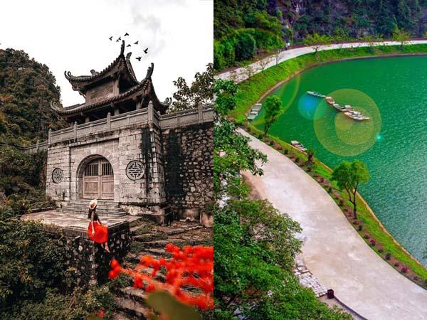 """Khám phá """"thiên đường cổ trang"""" mới toanh ở Ninh Bình được ví đẹp như trong tiểu thuyết của Kim Dung"""