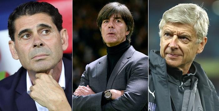 10 ứng viên dẫn dắt Real Madrid sau khi Lopetegui bị sa thải