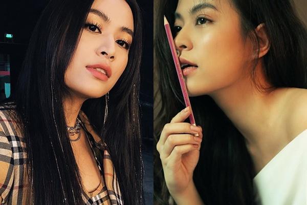 """Lạ lùng như cách khẳng định độ đẹp của Hoàng Thùy Linh, phải lấy bút chì đo mặt mới ra đúng """"tỉ lệ vàng"""""""