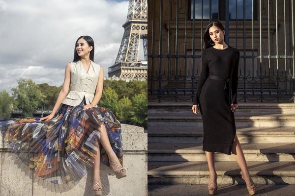 Học Hoa hậu Tiểu Vy ăn mặc tiết kiệm: sử dụng đúng 1 items mà vẫn sở hữu đủ phong cách