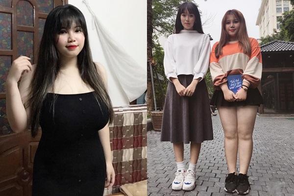 Trước giờ sang Nhật, nữ sinh ngực 110cm khoe thân hình eo ót cân đối: Ai từng chê em béo giờ tiếc chưa?
