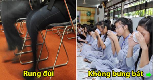 Cổ nhân dạy: Ăn cơm tay bưng bát sẽ nghèo một đời, quen thói rung chân sẽ xui xẻo ba kiếp!