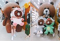 [HOT rần rật] Rủ nhau checkin FREE với Gấu Brown made-in-Korea siêu
