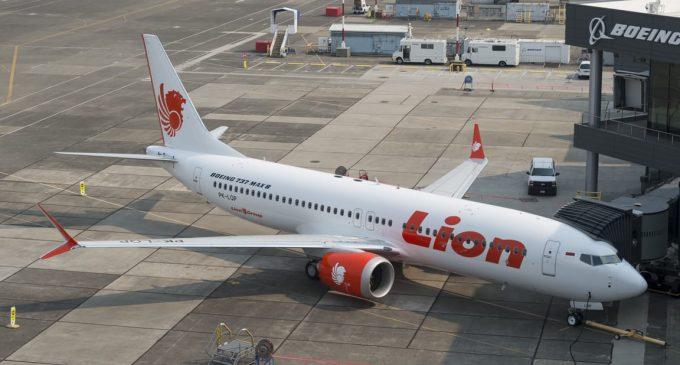 Lỗi hiển thị thông số trong buồng lái trên dòng máy bay giống chiếc Boeing 737 MAX gặp nạn