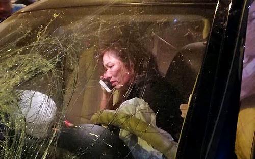 Nữ tài xế BMW gây tai nạn liên hoàn ở ngã tư Hàng Xanh là chủ nhà hàng ở quận 3, TP HCM