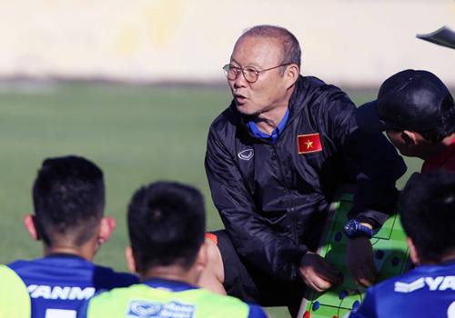 Thầy Park cảnh báo nguy cơ dàn xếp tỷ số ở AFF Cup và không chỉ mỗi Thái Lan là đối thủ đáng gờm