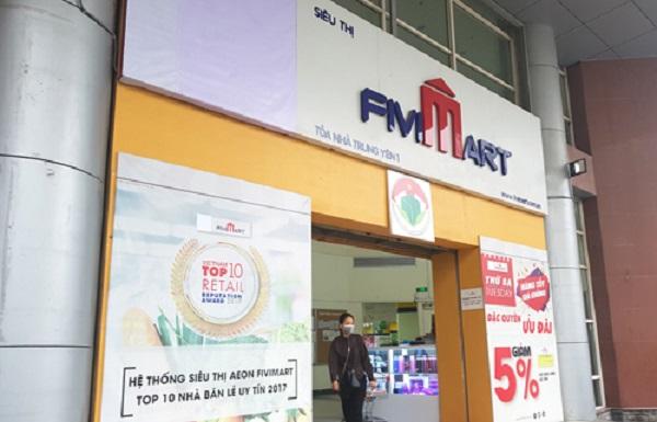 Vingroup thâu tóm chuỗi 23 siêu thị Fivimart để sáp nhập vào hệ thống siêu thị Vinmart