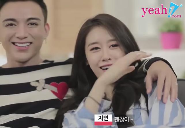 """Soobin Hoàng Sơn ngại ngùng, không dám khoác vai JiYeon trong hậu trường quay MV """"Đẹp nhất là em"""""""