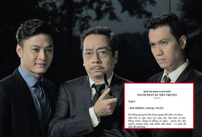 """""""Ông trùm"""" Phan Quân tiết lộ quay """"Người phán xử"""" phần 2, Phan Hải đăng luôn kịch bản cho nóng!"""