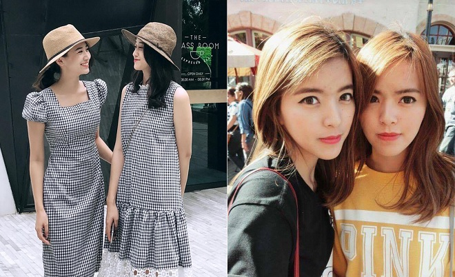 5 cặp chị em gái hot nhất giới trẻ Việt, vừa xinh đẹp lại vừa tài giỏi ngang ngửa nhau