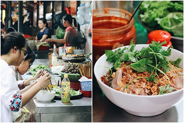 """Vác bụng đói dạo chơi 5 phố chợ Hà Nội được mệnh danh là """"thiên đường ẩm thực"""""""
