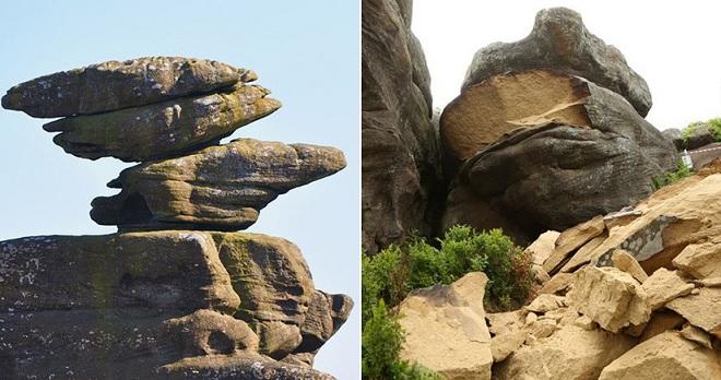 5 thanh niên phá hủy tác phẩm nghệ thuật tự nhiên 320 triệu năm tuổi như một trò đùa