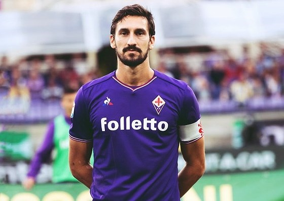 Italia sục sôi điều tra nghi án ám sát đội trưởng CLB Fiorentina - Astori