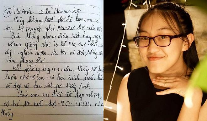 Chân dung nữ sinh đa tài trúng tuyển cùng lúc 4 trường chuyên hàng đầu Hà Nội