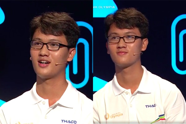 10x điển trai trường Phan Đình Phùng xuất sắc giành vòng nguyệt quế cuộc thi tuần Đường lên đỉnh Olympia