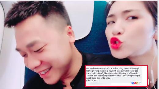 """Bạn trai mới bị """"nhầm tưởng"""" là Công Phượng, Hòa Minzy nổi điên cảnh cáo anti-fans, viết hẳn tâm thư gửi Quốc Hội!"""