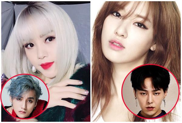 """Điểm trùng hợp không ngờ giữa bạn gái G-Dragon và """"tình tin đồn"""" của Sơn Tùng M-TP?"""