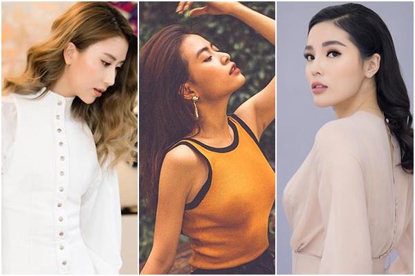 """So kè góc mặt nghiêng """"thần thánh"""" của 5 mỹ nhân Việt giảm cân ngoạn mục nhất showbiz"""