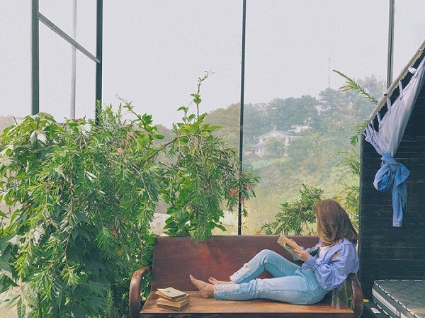 """Gói vội địa chỉ homestay kết hợp """"cà phê nông trại"""" mới toanh ở Đà Lạt, chỉ cần xách vali đến là """"nhắm mắt thấy mùa hè"""" ngát xanh"""