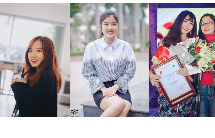 Lộ diện tân Hoa khôi Đại học Lâm nghiệp năm 2018 cùng 2 Á khôi đẹp rạng ngời