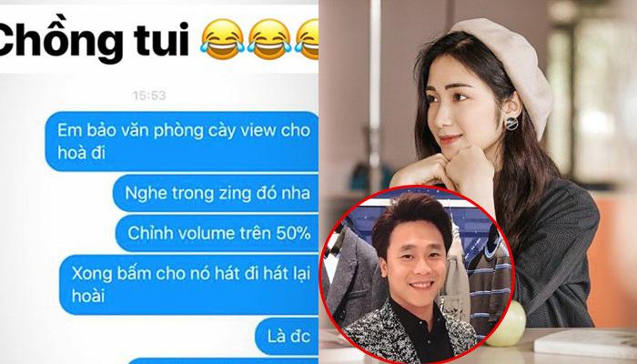 """Có ai sướng như Hòa Minzy, được """"chồng yêu"""" huy động nhân viên """"cày view"""" MV bất chấp thế này!"""