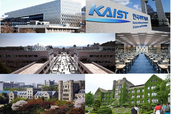 Top 5 trường đại học nổi tiếng nhất Hàn Quốc, cả sinh viên xứ sở kim chi và nước ngoài đều ước ao theo học