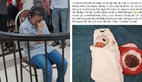 """Luật sư nói về tội danh """"Vô ý giết người"""" nếu mẹ sinh con """"thuận tự nhiên"""" khiến đứa trẻ tử vong"""