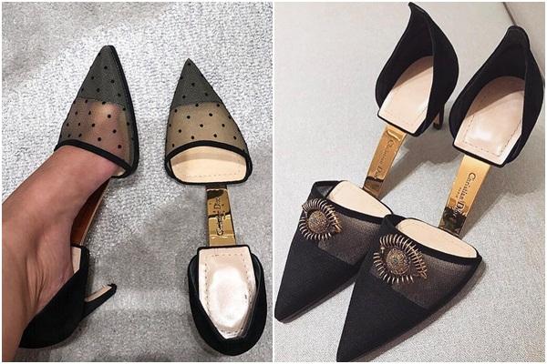 """Dior chơi trội cho ra phiên bản mẫu giày """"lìa gót"""" thách thức sự chịu đựng của hội chị em"""