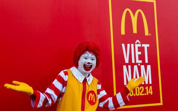 """""""Ông trùm fast food thế giới"""" McDonald's lỗ gần 500 tỷ đồng chỉ sau 4 năm hoạt động tại Việt Nam"""
