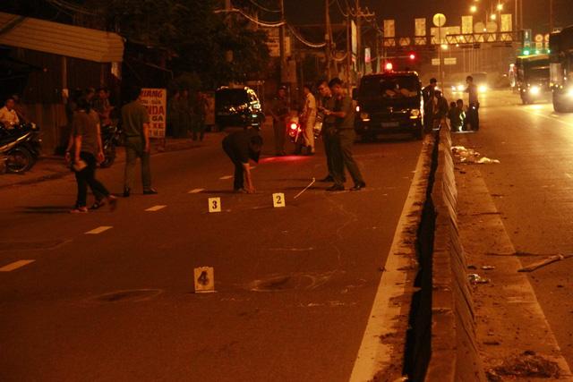 Một nam thanh niên chết oan sau khi có kẻ nổ súng vào đoàn đua xe trái phép